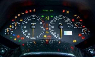 Dashboard Lights Meanings