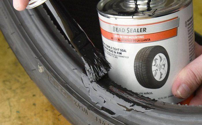 Fix Cracked Tires