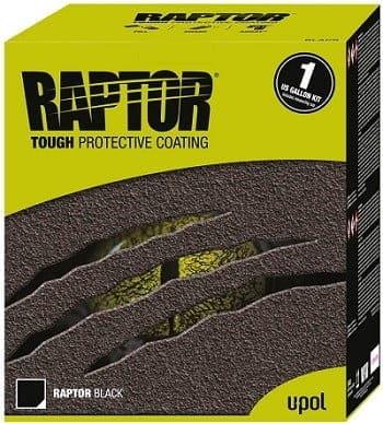 Raptor Black 820