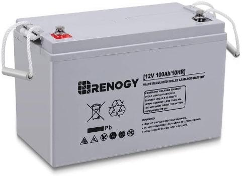 Renogy RNG-BATT-AGM12-100