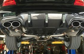 Straight Pipe Exhaust Systems