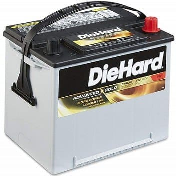 DieHard Advanced Gold AGM Battery