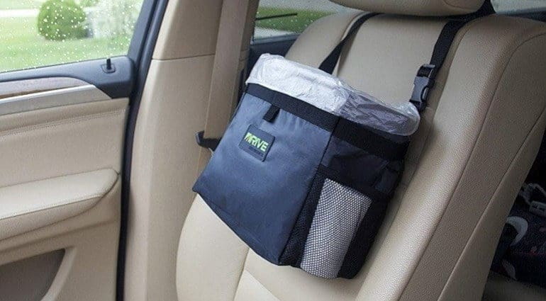 How To Buy The Best Car Trash Can & Bag