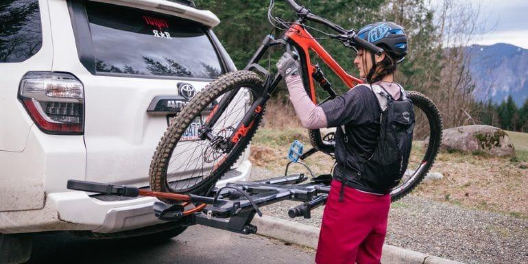 How To Install A Trunk Bike Rack