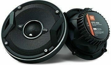JBL GTO629 Premium 6.5-Inch Co-Axial Car Speaker