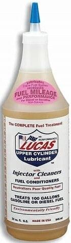 Lucas 10003 Upper Cylinder Fuel Injector Cleaner