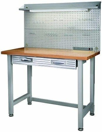 Seville Classic All-In-One Lighted Garage Workbench