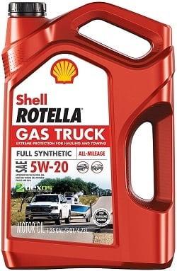 Shell Rotella 550050315