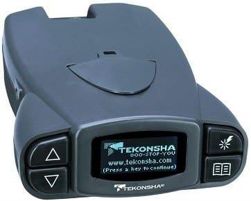 Tekonsha 90195 P3 Electronic Trailer Brake Controller