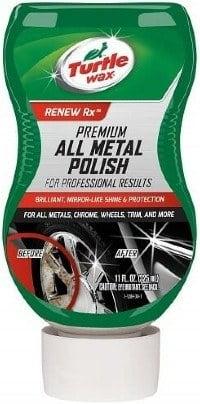 Turtle Wax T-284 Chrome & Metal Polish