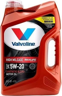 Valvoline High Mileage 782253