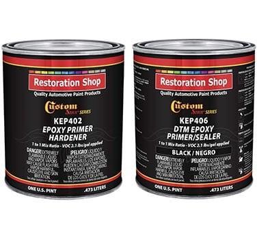 Custom Shop KEP406-QT