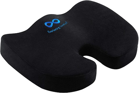 Everlasting Comfort Car Seat Cushion