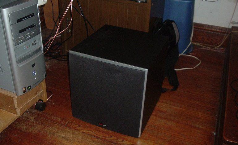 Polk Audio PSW10 Review