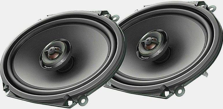 2-Way Car Speakers