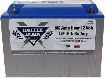 Battle Born BB10012