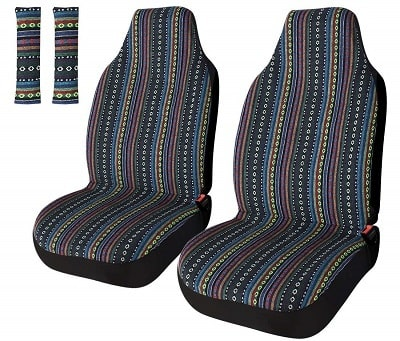Copap Universal Stripe Seat Cover