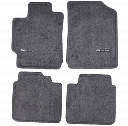 Genuine Toyota PT206-32100-12 Custom Fit Carpet Floor Mat