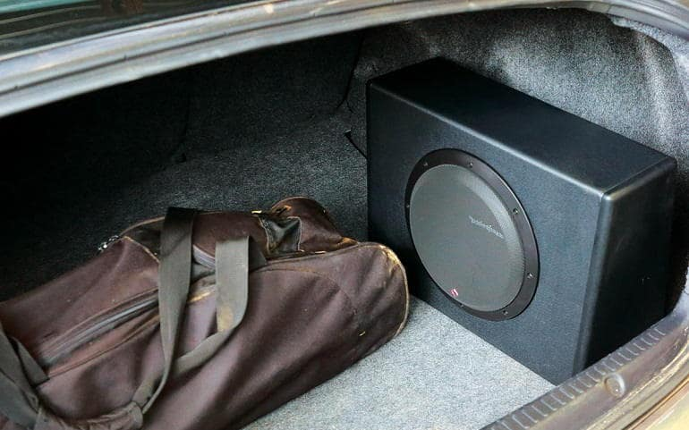 How To Buy The Best 8-Inch Car Subwoofers