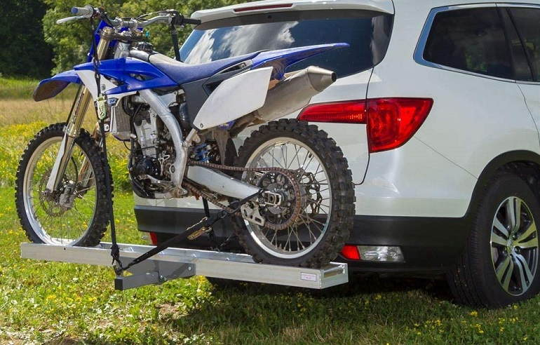How To Buy The Best Motorcycle Hitch Carriers
