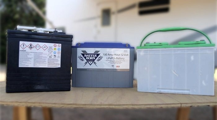 How To Buy The Best RV Battery