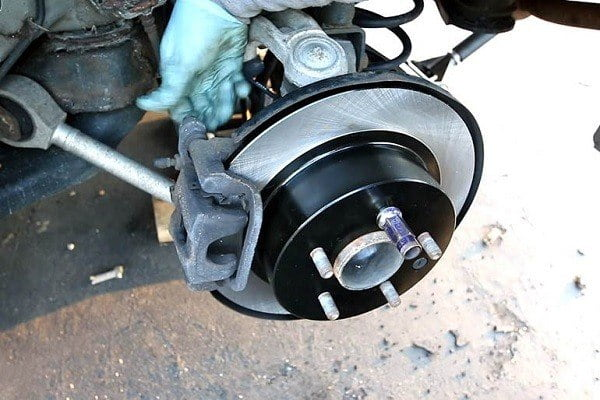 How to Install the Brake Pad