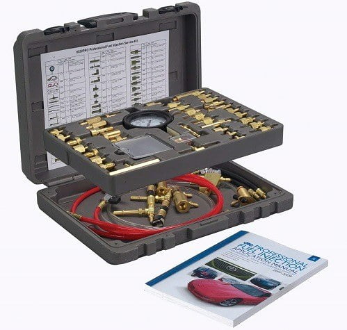 OTC 6550PRO Professional Fuel Injector Cleaning Kit