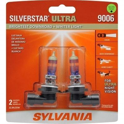Sylvania 9006 SilverStar Ultra High-Performance Halogen Headlight Bulb