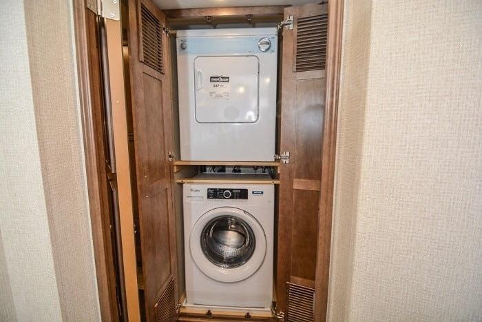 Types Of RV Washer Dryer