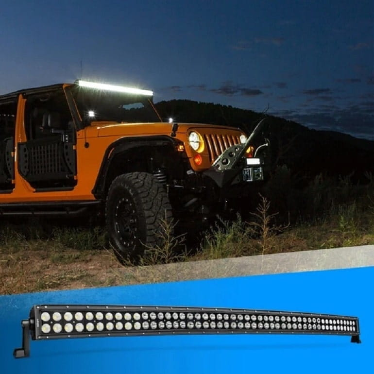 How to Buy the Best 50-inch LED Light Bar