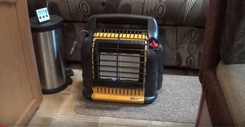 How To Buy The Best Electric Heater For RV