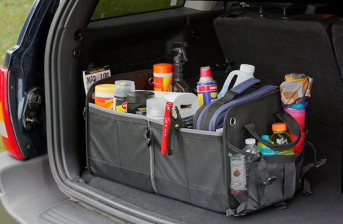 How to Buy the Best Trunk Organizers