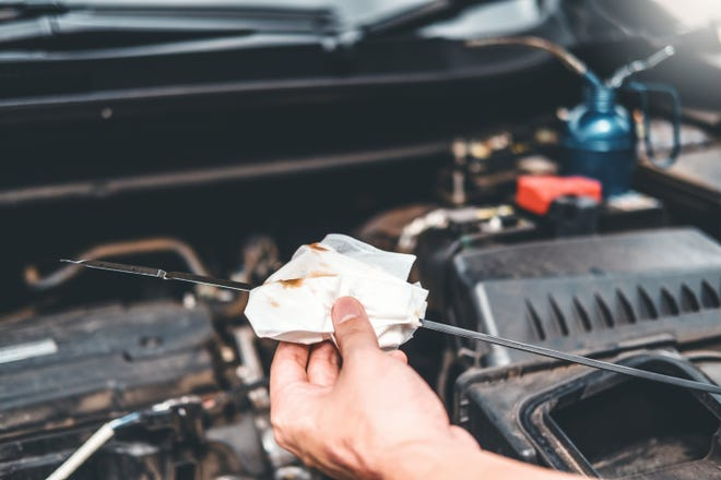 When to Change Your Car's Engine Oil
