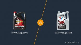 10W30 vs. 10W40 Engine Oil
