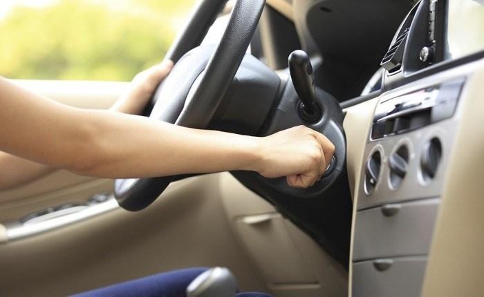Unlock Steering Wheel